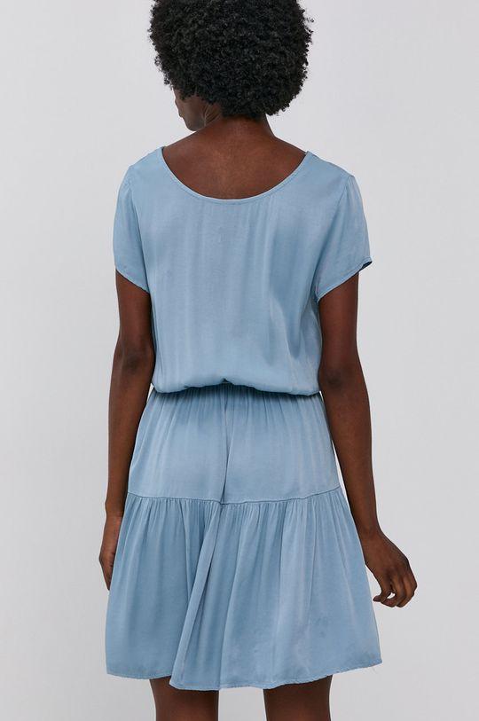 Answear Lab - Šaty Garment Dyed  100% Viskóza