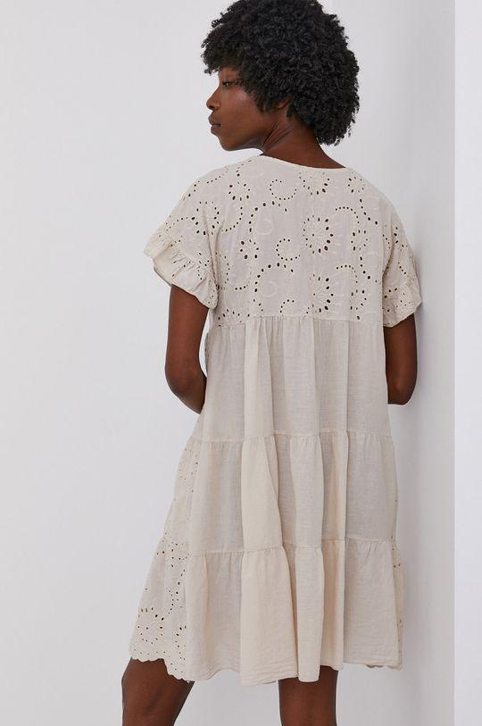 Answear Lab - Bavlněné šaty  100% Bavlna