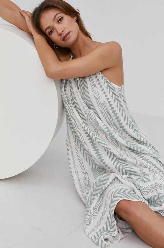 miętowy Answear Lab - Sukienka Damski