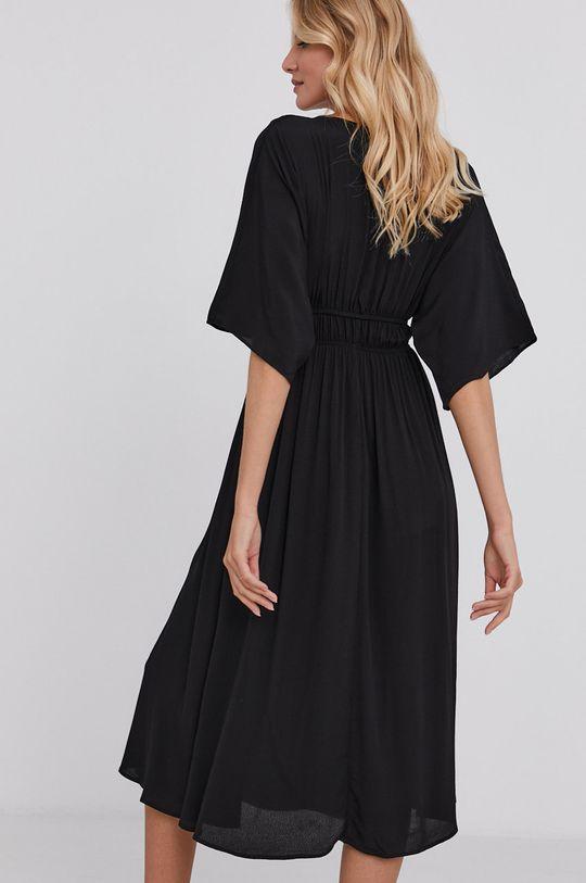 Answear Lab - Sukienka 20 % Poliamid, 80 % Wiskoza