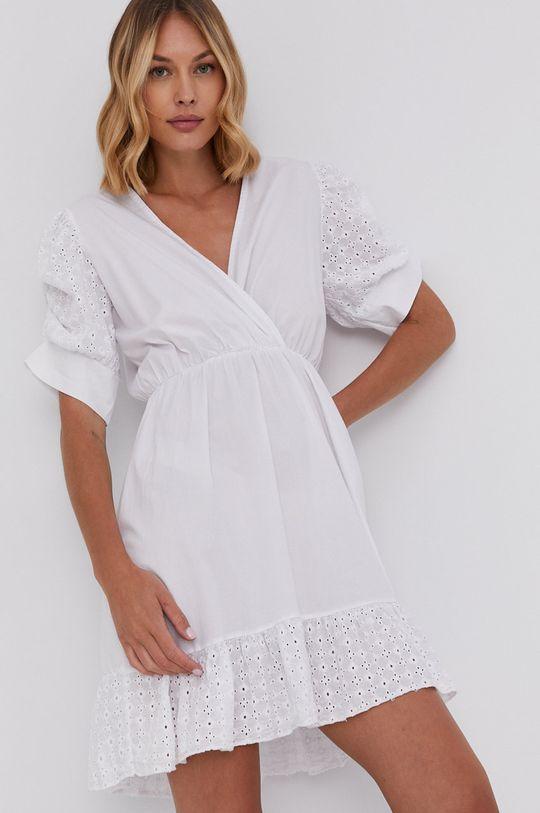 Answear Lab - Šaty bílá