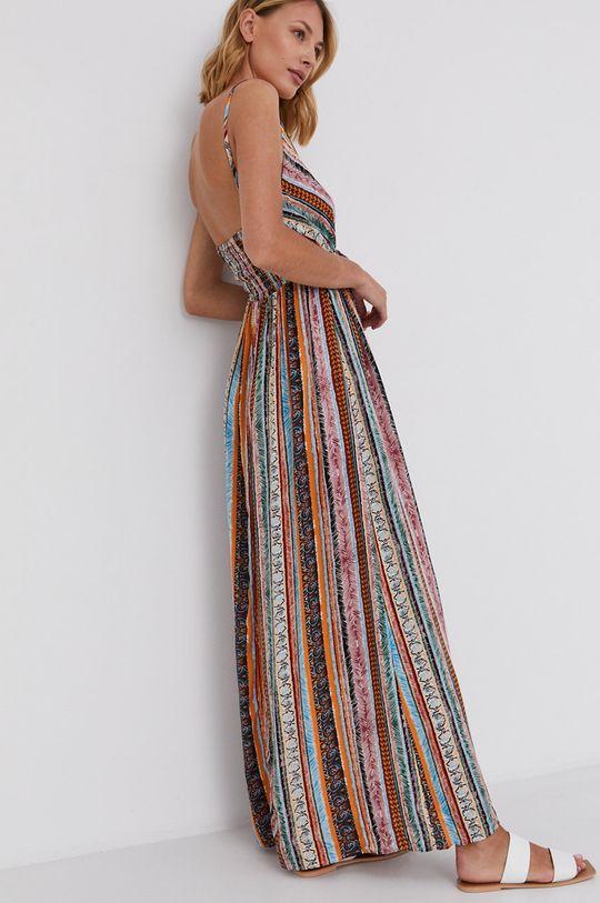 vícebarevná Answear Lab - Šaty Dámský