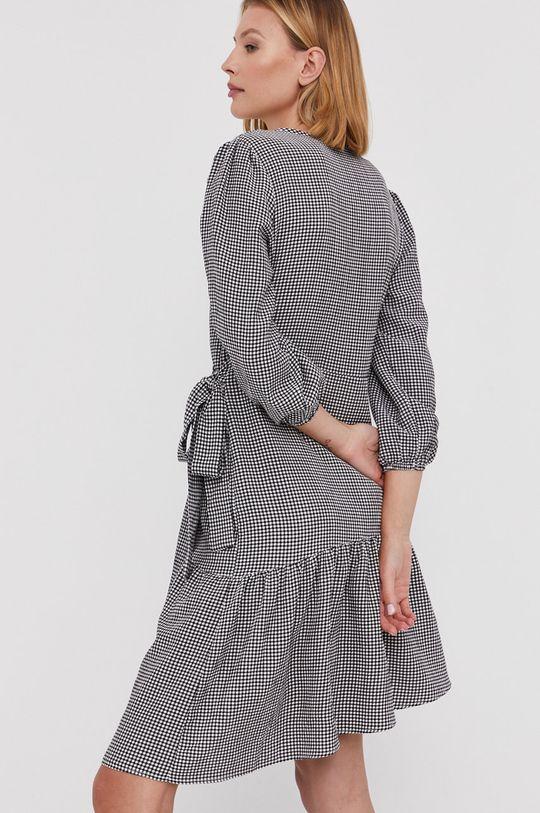 Answear Lab - Šaty  50% Polyester, 50% Viskóza
