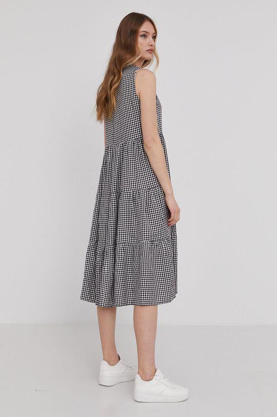 Answear Lab - Sukienka 100 % Bawełna