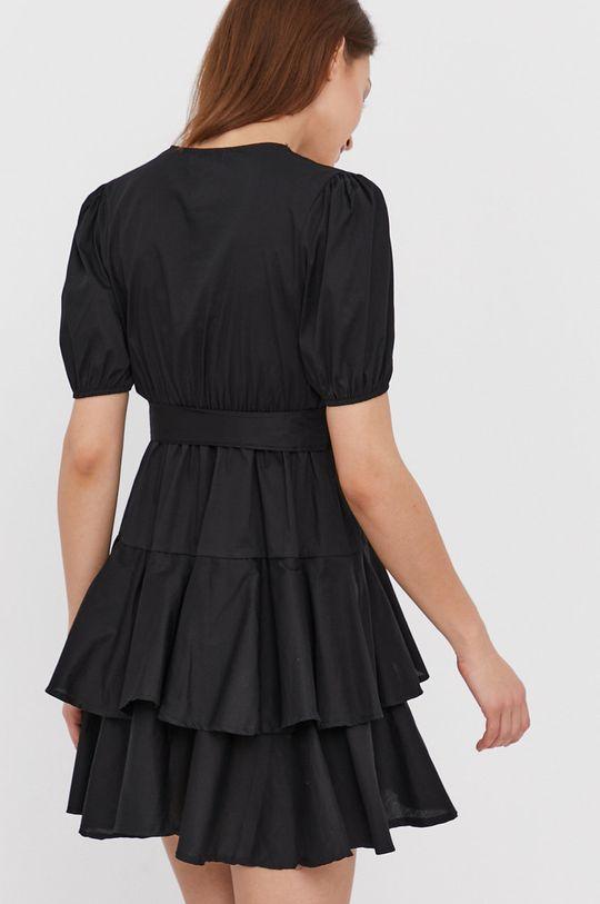 Answear Lab - Sukienka 97 % Bawełna, 3 % Elastan