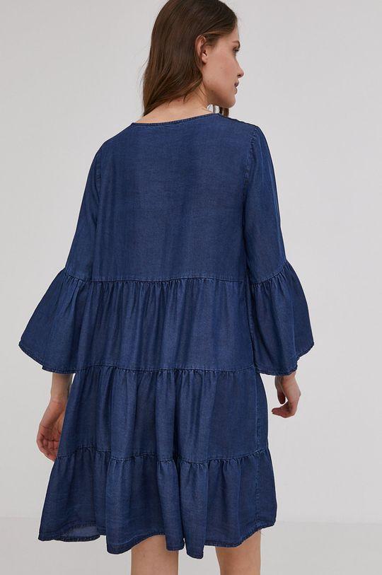 Answear Lab - Sukienka 100 % Tencel