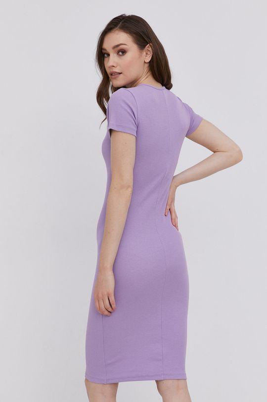 Answear Lab - Sukienka 5 % Elastan, 95 % Poliester