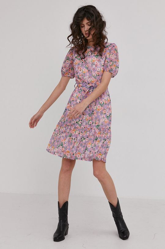 Answear Lab - Šaty levanduľová