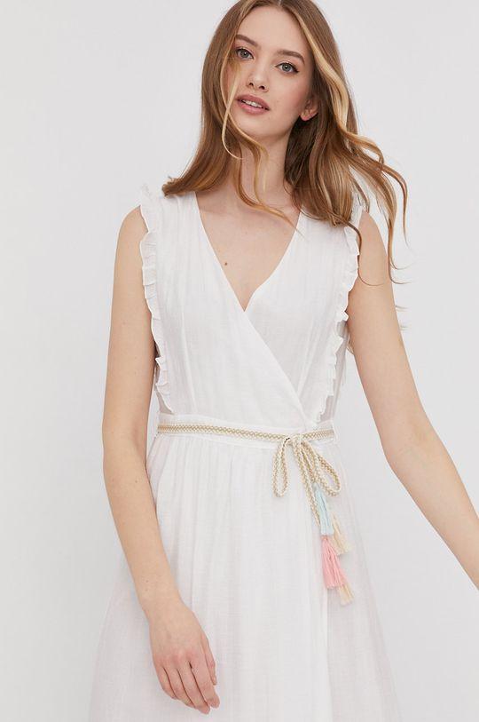 biały Answear Lab - Sukienka