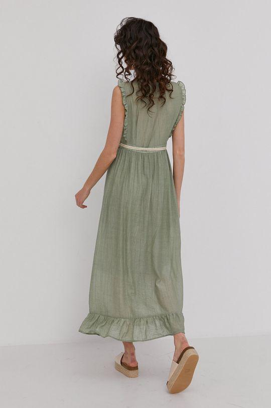 Answear Lab - Sukienka 50 % Poliester, 50 % Rayon