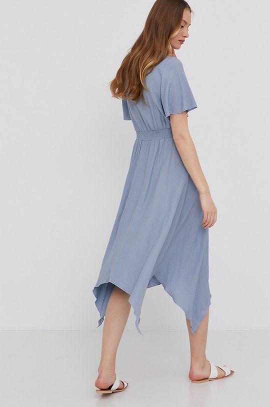 Answear Lab - Sukienka 35 % Poliamid, 65 % Wiskoza