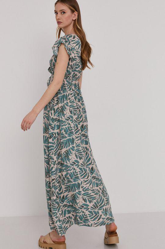 Answear Lab - Sukienka 50 % Lyocell, 50 % Wiskoza