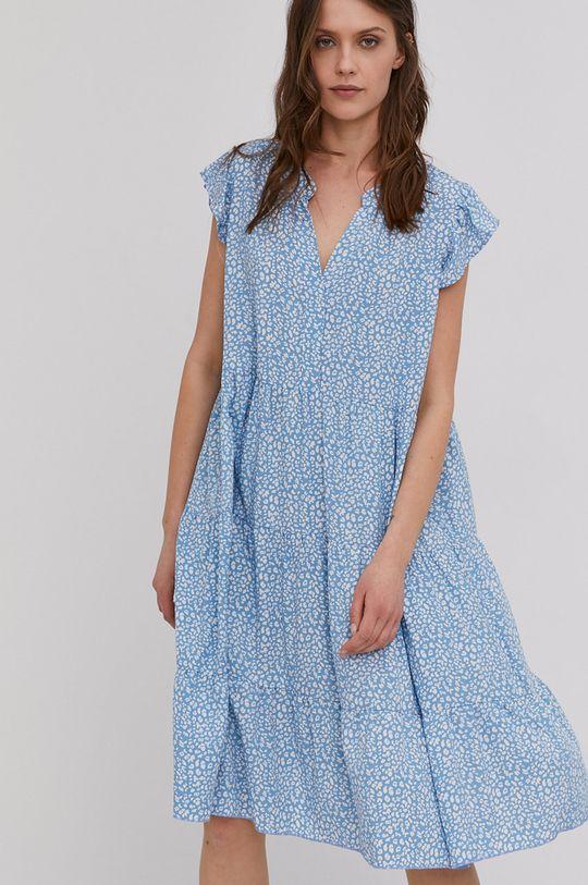 niebieski Answear Lab - Sukienka
