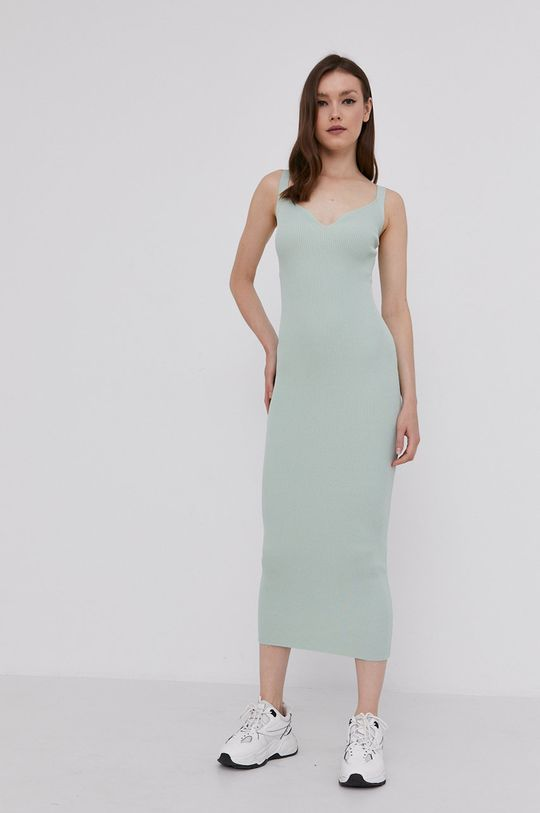 Answear Lab - Šaty mátová