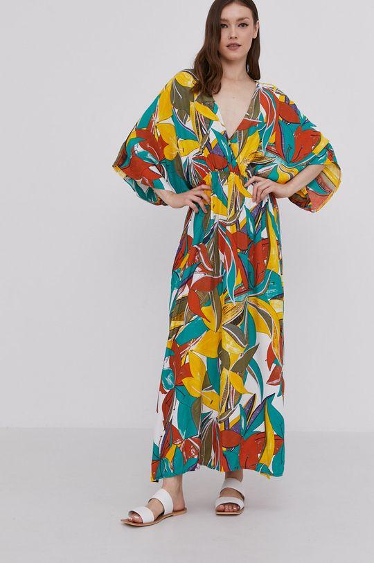 multicolor Answear Lab - Sukienka Damski