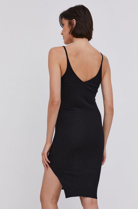 Answear Lab - Sukienka 20 % Elastan, 80 % Wiskoza