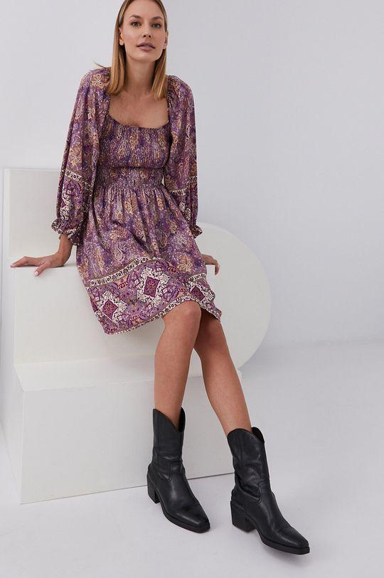 lavanda Answear Lab - Rochie De femei