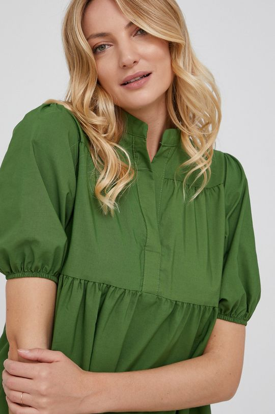 zielony Answear Lab - Sukienka