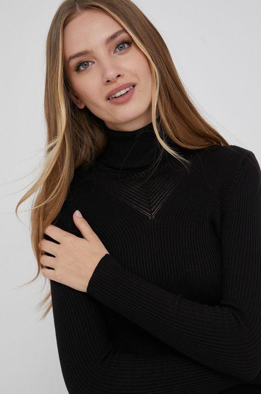 czarny Sukienka answear.LAB X kolekcja limitowana GIRL POWER