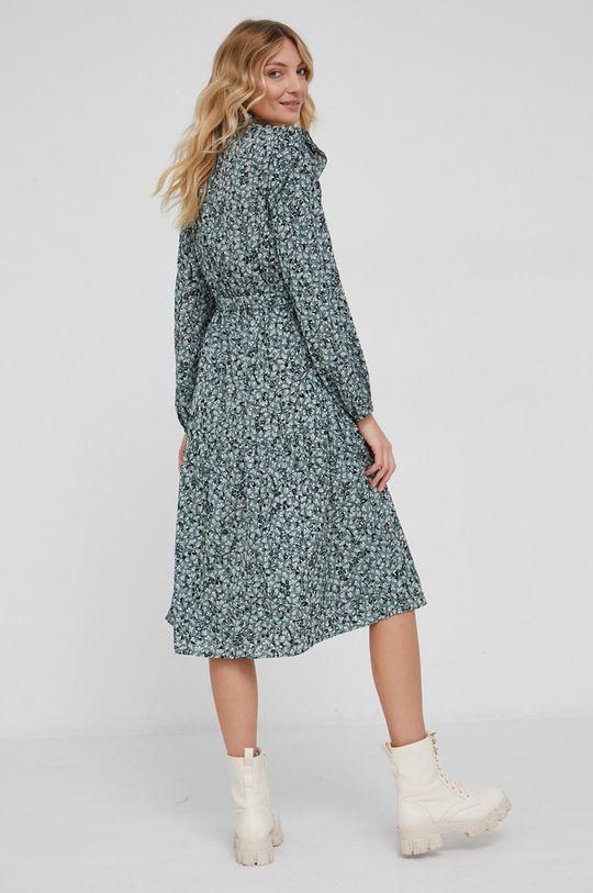 Answear Lab - Sukienka 50 % Modal, 50 % Poliester