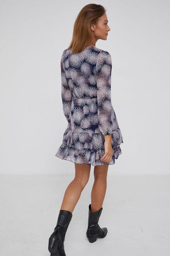 Answear Lab - Sukienka 10 % Modal, 90 % Poliester