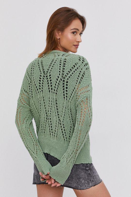 Answear Lab - Sweter 30 % Bawełna, 70 % Poliester