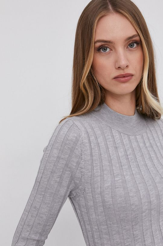 szary Answear Lab - Sweter