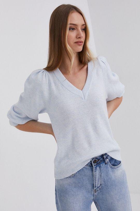 jasny niebieski Answear Lab - Sweter