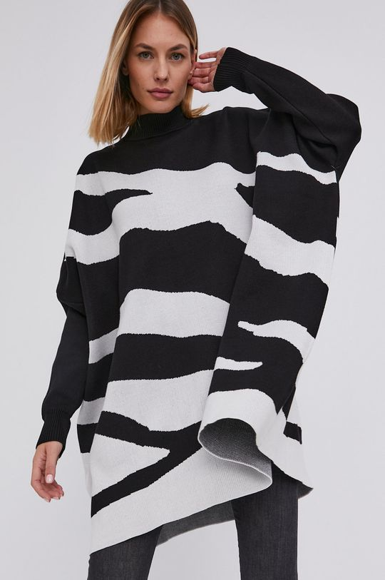 negru Answear Lab - Pulover De femei