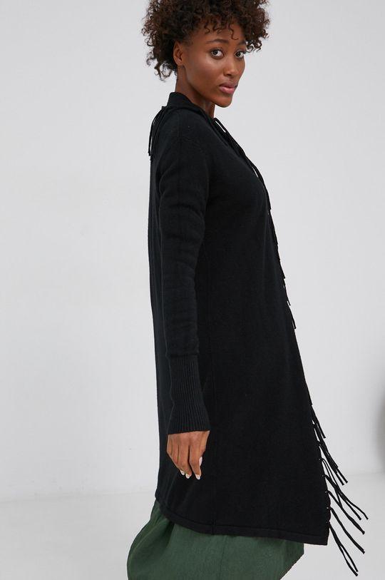 Answear Lab - Cardigan  30% Nailon, 20% Lana, 50% Viscoza