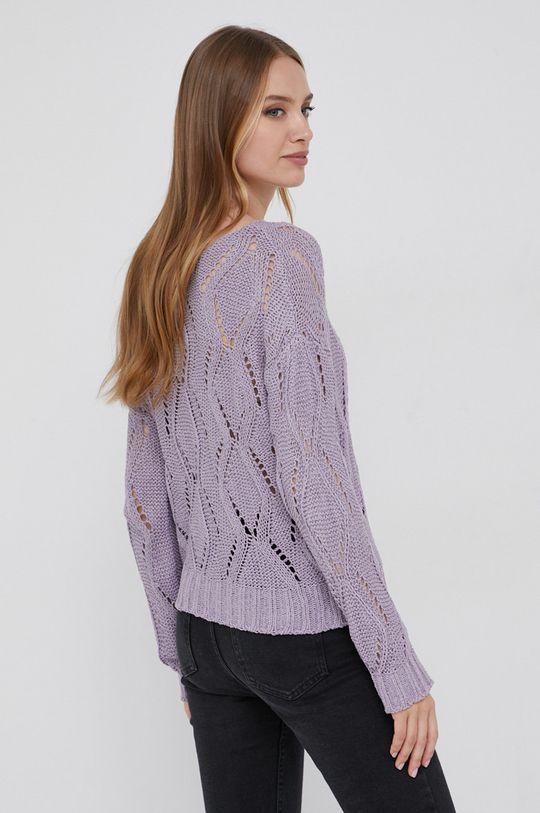 lawendowy Answear Lab - Sweter