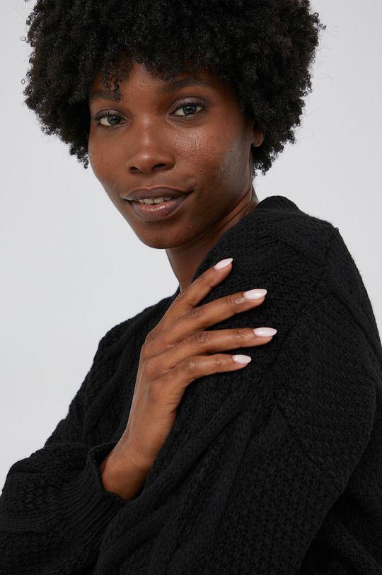 černá Answear Lab - Vlněný svetr