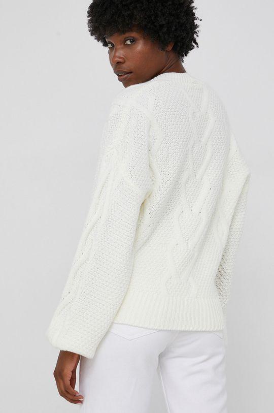 Answear Lab - Vlněný svetr  50% Akryl, 50% Vlna