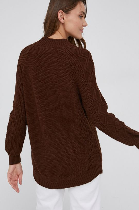 Answear Lab - Sweter 45 % Akryl, 50 % Bawełna, 5 % Elastan