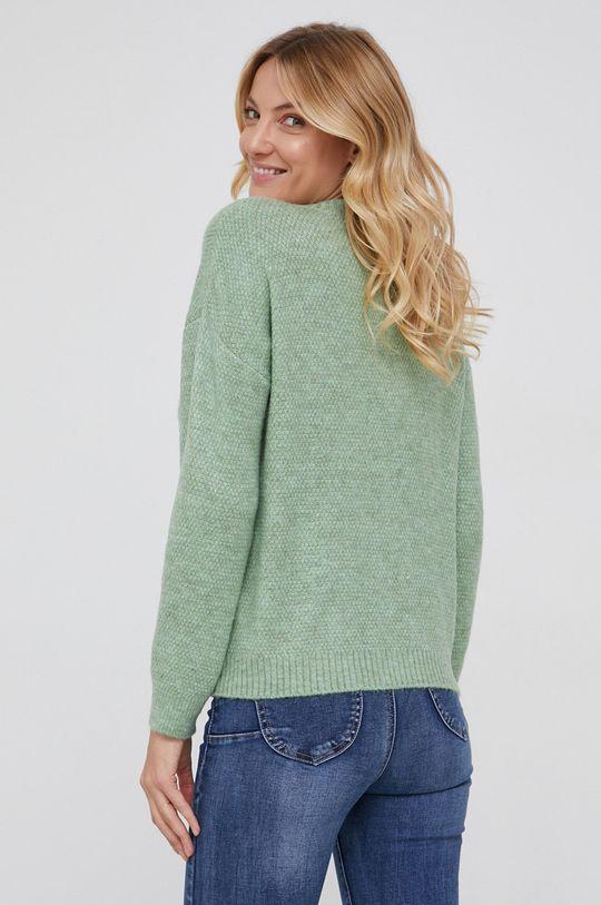 Answear Lab - Sweter 5 % Elastan, 45 % Akryl, 50 % Bawełna