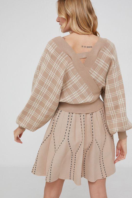 Answear Lab - Sweter 2 % Elastan, 28 % Nylon, 70 % Wiskoza