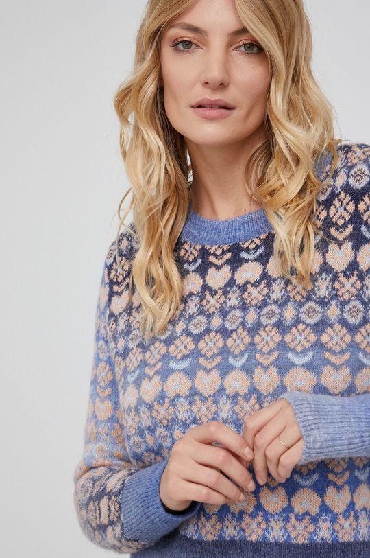 Answear Lab - Sweter wełniany Damski
