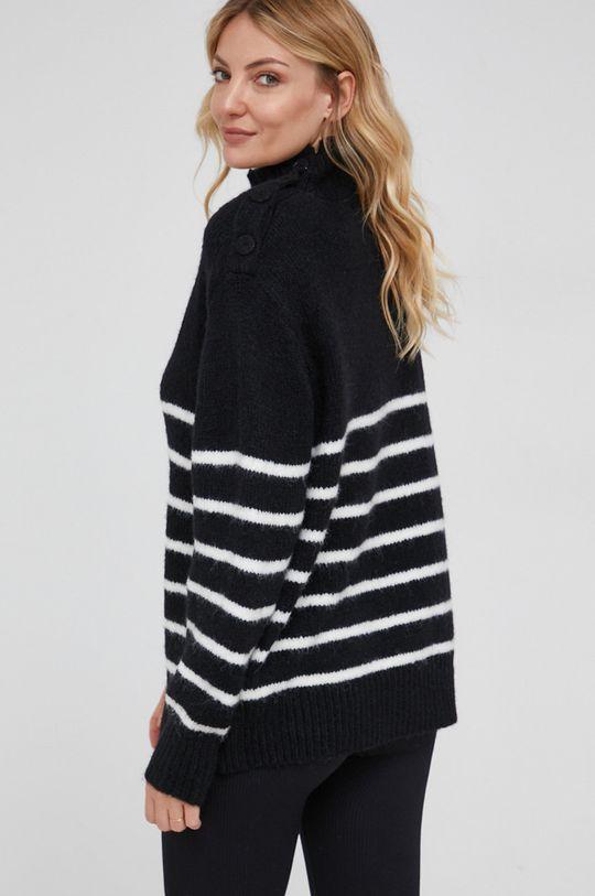 Answear Lab - Sweter z domieszką wełny 10 % Moher, 50 % Poliamid, 40 % Wełna