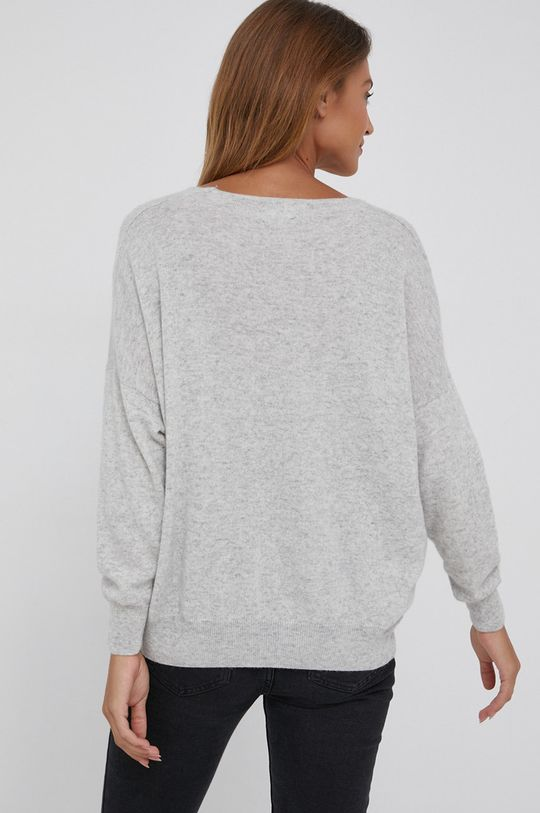 Answear Lab - Sweter z domieszką kaszmiru 30 % Kaszmir, 40 % Wełna, 30 % Wiskoza