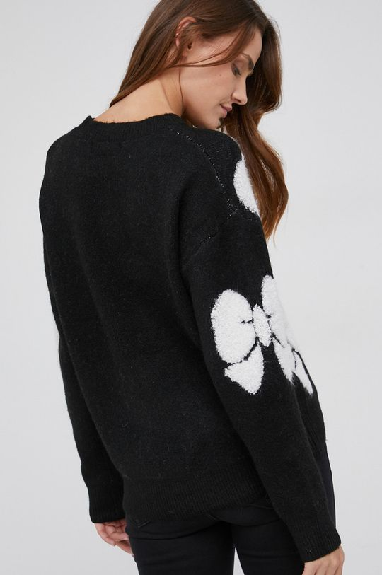 Answear Lab - Sweter z domieszką wełny 10 % Moher, 50 % Poliamid, 30 % Wełna, 10 % Wiskoza