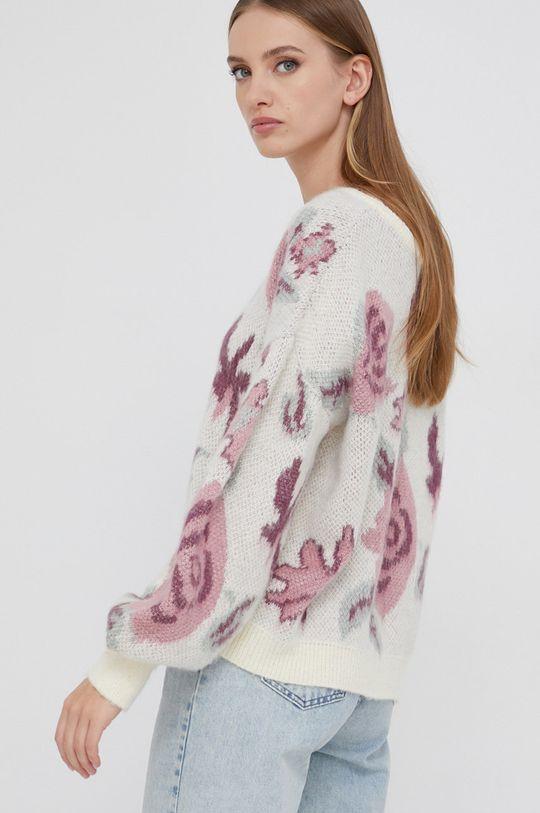 Answear Lab - Sweter z domieszką wełny 60 % Akryl, 20 % Poliamid, 20 % Wełna