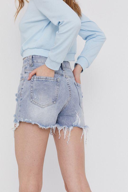 Answear Lab - Szorty jeansowe 80 % Bawełna, 9 % Poliester, 11 % Wiskoza