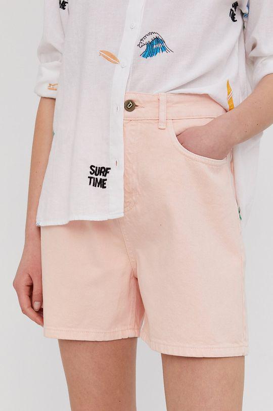 roz Answear Lab - Pantaloni scurti De femei