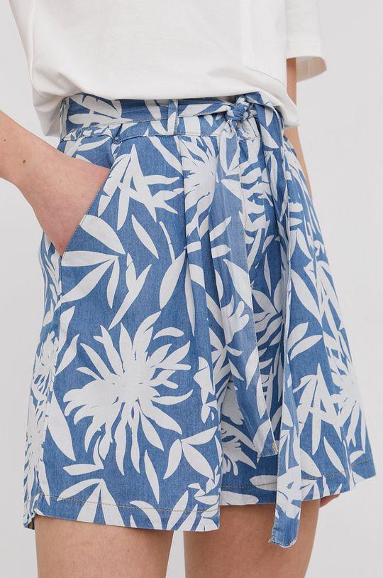 niebieski Answear Lab - Szorty Damski