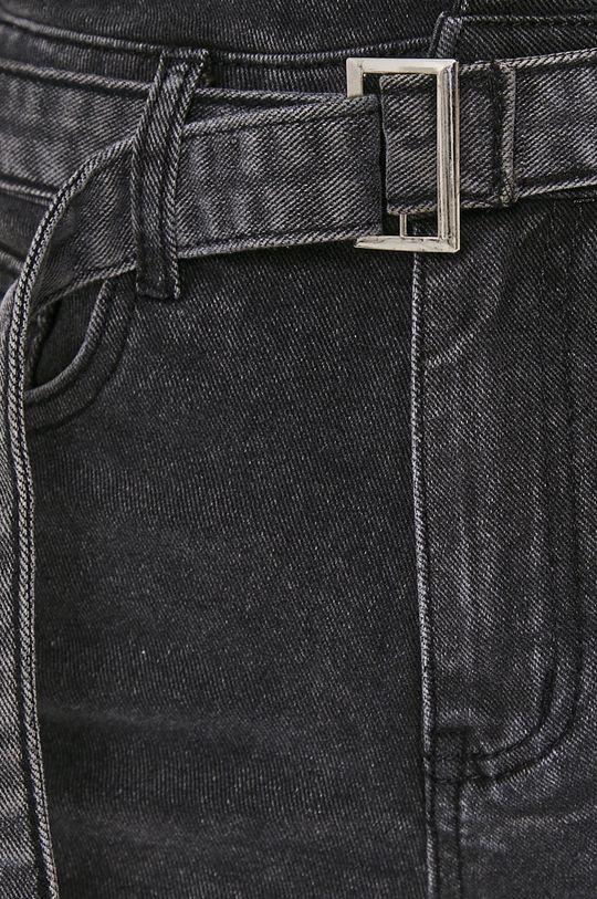 Answear Lab - Szorty jeansowe Damski