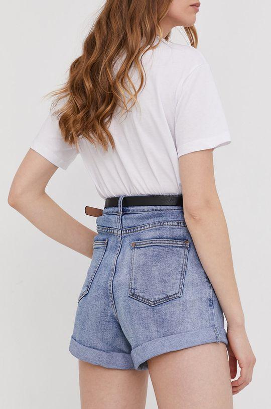 Answear Lab - Pantaloni scurti  98% Bumbac, 2% Elastan