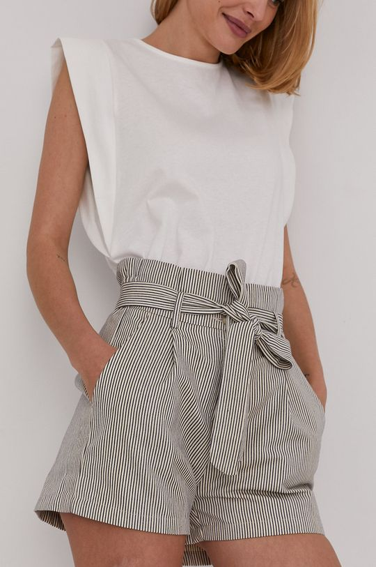 bleumarin Answear Lab - Pantaloni scurti De femei