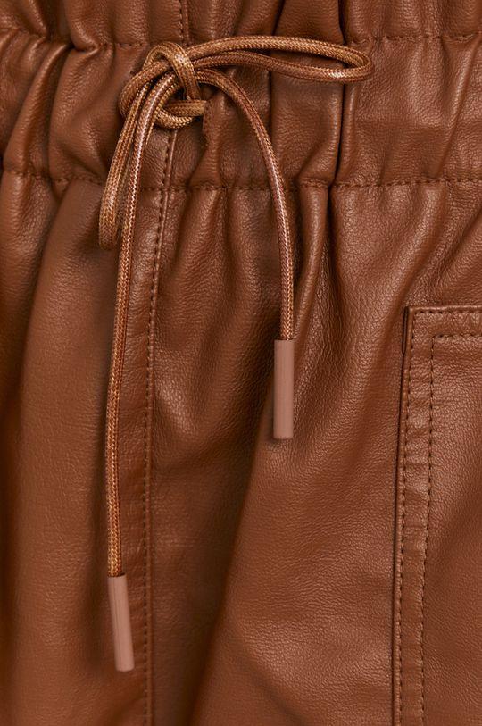 brązowy Answear Lab - Szorty