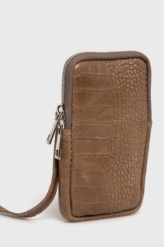 Answear Lab - Kožená taška  100% Přírodní kůže