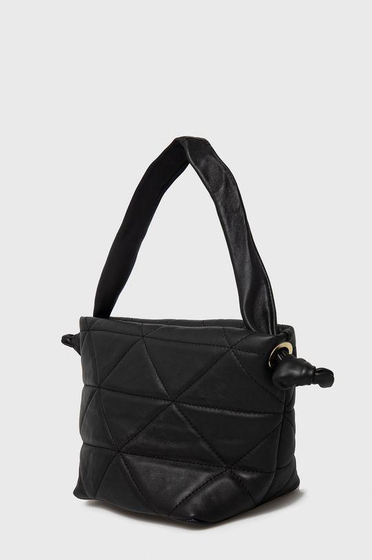 Answear Lab - Kožená kabelka  100% Prírodná koža